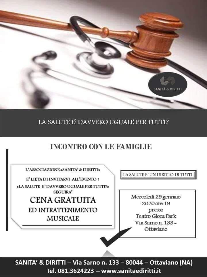 L Intervista All Avv Caterina Areniello Presidente Dell Associazione Sanita E Diritti One Magazine